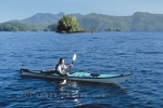 Photo: Kayaking Johnstone Strait British Columbia