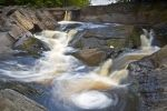 Photo: Kejimkujik National Park Mills Falls Mersey River Nova Scotia