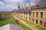 Photo: Kings Bastion Louisbourg Cape Breton Nova Scotia