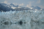 Photo: Photo of Kluane Park Glacier Yukon Territory