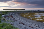 Photo: L Anse Aux Meadows Beach Sunset Newfoundland Canada