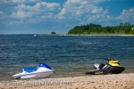 Photo: Last Mountain Lake Jet Skis Rowans Ravine Provincial Park