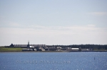 Photo: Lighthouse Point Fortress Of Louisbourg Cape Breton Nova Scotia