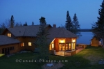 Photo: Main Brook Accommodations Tuckamore Lodge