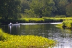 Photo: Mersey River Summer Kayakers Kejimkujik National Park