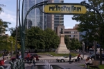 Photo: Montreal Metro Sign Square Victoria Quebec