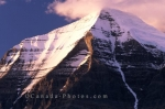 Photo: Mt Robson Sunset BC