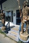 Photo: Natives Tadoussac Sculptures