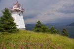 Photo: Newfoundland Lighthouse Scenery Woody Point