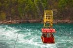 Photo: Niagara River Whirlpool Aero Car Ontario Canada