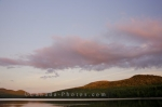 Photo: Nictau Lake Sunset Mount Carleton Provincial Park New Brunswick