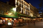 Photo: Night Restaurants Place Jacques Cartier Montreal