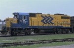 Photo: Ontario Northland Train Cochrane