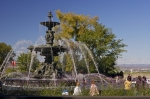 Photo: Parliament Buildings Fountain Quebec City