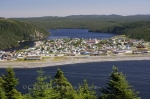 Photo: Placentia Town Avalon Peninsula Newfoundland Canada