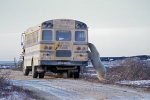 Photo: Polar Bear Bus Churchill Manitoba