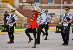 Photo: Procession Leader RCMP Academy Parade Regina Saskatchewan