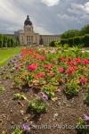 Photo: Queen Elizabeth II Gardens Regina Saskatchewan