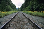 Photo: Railway Tracks Yale British Columbia