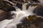Photo: Restoule River Waterfall Ontario