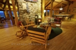 Photo: Rifflin Hitch Lodge Interior Southern Labrador