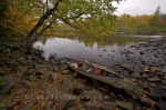 Photo: River Bank Canoes Ontario Canada