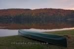 Photo: Rock Lake Canoe Algonquin Provincial Park