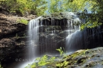 Photo: Rock Waterfall Nova Scotia