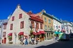 Photo: Rue Saint Louis Le Cavour Restaurant Old Quebec