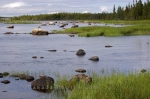Photo: Salmon River Wilderness Main Brook Newfoundland