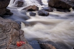 Photo: Sand River Rapids Lake Superior Provincial Park