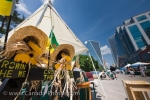 Photo: Saturday Market Stalls Crafts Regina City Saskatchewan