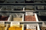 Photo: Spices at the chinese market in Toronto
