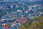 Photo: St John's City Newfoundland Labrador