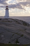 Photo: St Margarets Bay Peggys Cove Lighthouse Nova Scotia