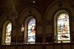 Photo: Chapel Stained Glass Windows Old Montreal