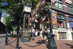 Photo: Steam Clock Gastown Vancouver BC