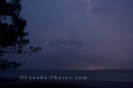 Photo: Storm Watch Lake Superior Ontario