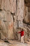 Photo: Tourist View Agawa Rock Pictographs Lake Superior