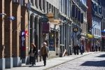 Photo: Touristy Street Historic Old Montreal Quebec