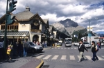 Photo: Town Banff Rocky Mountains Images