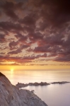 Photo: Twillingate Sunset Clouds Newfoundland Labrador