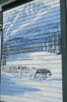 Photo: Wall Mural Dawson City Yukon