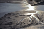 Photo: Aerial Water Sunlight Yukon Territories