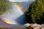 Photo: Waterfall Mist Rainbow Kakabeka Falls Thunder Bay