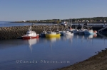 Photo: Westport Harbour Fishing Boats Brier Island Nova Scotia