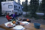Photo: Yukon Territories Camping
