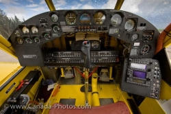 Cockpit Of Air Tractor AT-802