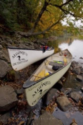 Algonquin Outfitters Canoes Oxtongue River Ontario