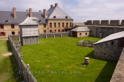 Battle Grounds Louisbourg Nova Scotia